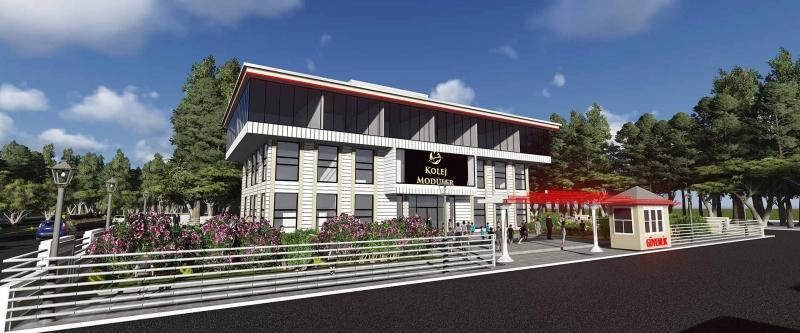 Şanlıurfa'da Üniversiteye Hazırlık Lisesi Açıldı