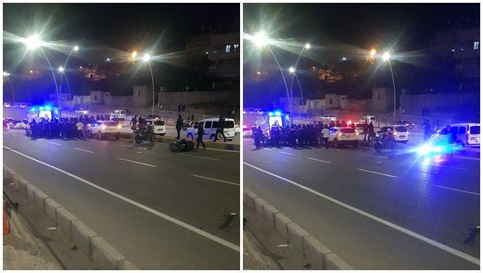 Şanlıurfa'da yunus ekibi kaza yaptı: 2 yaralı