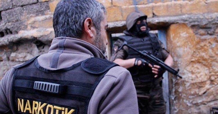 Şanlıurfa'da zehir tacirlerine dev operasyon: 21 kişi gözaltına alındı