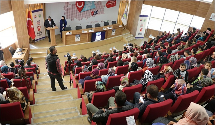 Şanlıurfa'da'Çocuk İstismarı'Konulu Panel Gerçekleşti