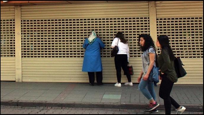 Şanlıurfa'daki kuyumcular dükkanları açmadı!