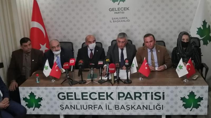 Şanlıurfa'daki muhalefet partileri: Türkiye'nin bu tip saldırıların kolaylıkla yapılabildiği bir ülke olması kabul edilemez