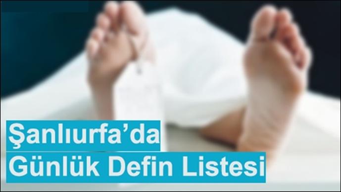 Şanlıurfalı 7 Aileye Acı Haber Geldi..