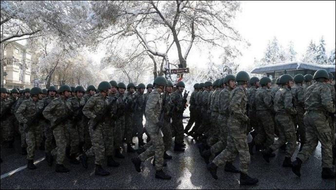 Şanlıurfalı gençler dikkat! Jandarma Genel Komutanlığı 5000 sözleşmeli uzman erbaş alacak