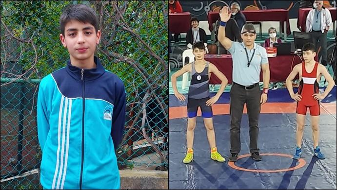 Şanlıurfalı gençten büyük başarı: Türkiye şampiyonu oldu