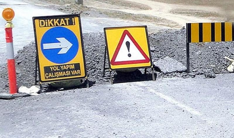 Şanlıurfalı sürücüler dikkat… Kara yollarında durum