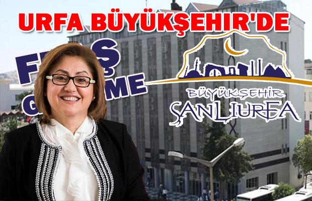 Şanlıurfalılar, Büyükşehir'e Fatma Şahin'i Istiyor
