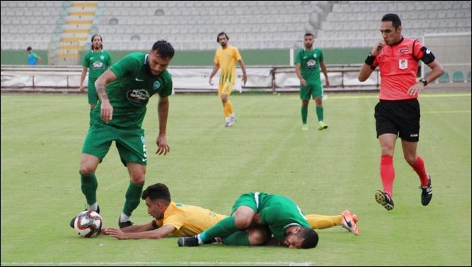 Şanlıurfaspor 0-1 Kırklarelispor -(Fotolu)