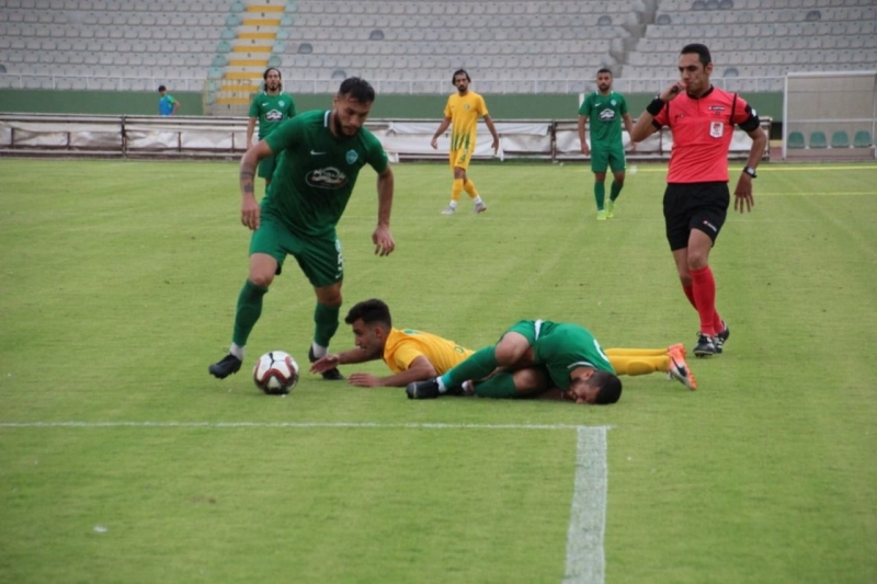 Şanlıurfaspor 0-1 Kırklarelispor