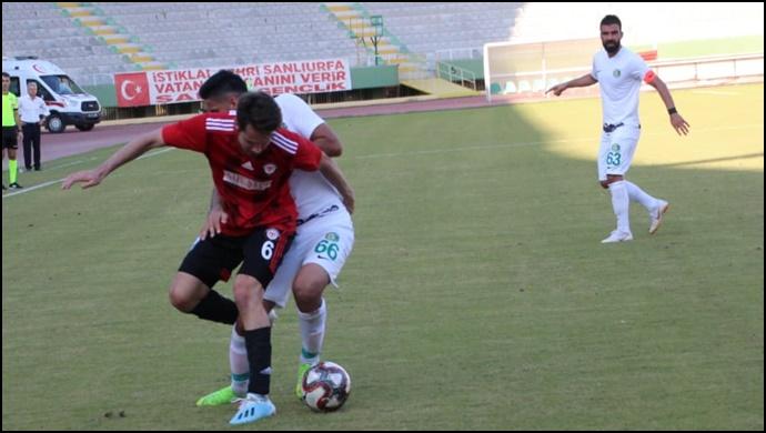 Şanlıurfaspor  0-2 Yeni Çorumspor- (Fotolu)