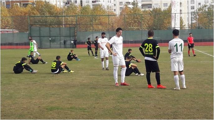 Şanlıurfaspor - 1922 Konyaspor: 1-6