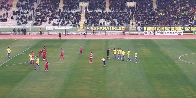 Şanlıurfaspor 4 Niğde Belediyespor 1