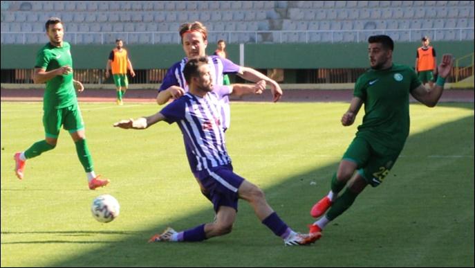 Şanlıurfaspor - afjet afyonspor : 1-0-(Fotolu Haber)