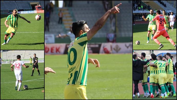 Şanlıurfaspor - Bandırmaspor: 3-0