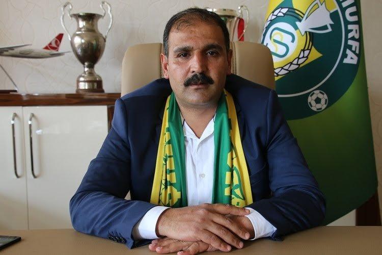 Şanlıurfaspor Başkanı Yetim'den kulübe destek çağrısı !
