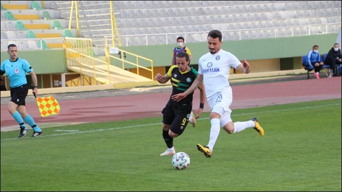 Şanlıurfaspor evinde mağlup! Penaltı golü beraberliği aldı götürdü