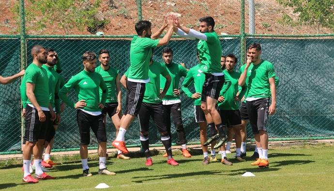 Şanlıurfaspor Hacettepe maçına hazır