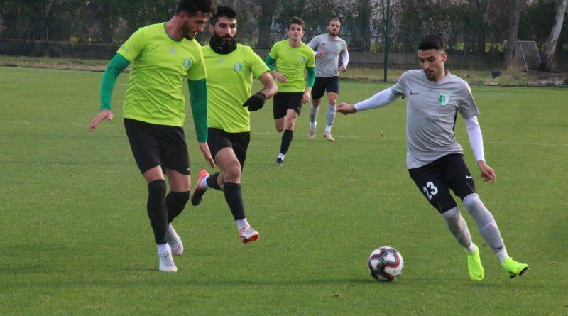 Şanlıurfaspor İkinci Hazırlık Maçından Galip Ayrıldı