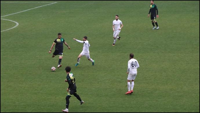 Şanlıurfaspor Lige Havlu Attı : 0-1