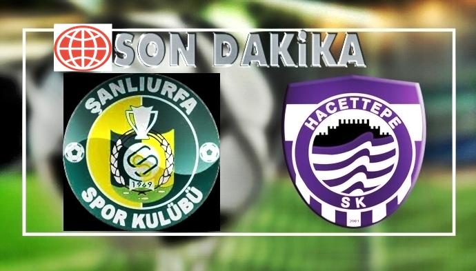 Şanlıurfaspor Şampiyonluk Aşkına:2-0
