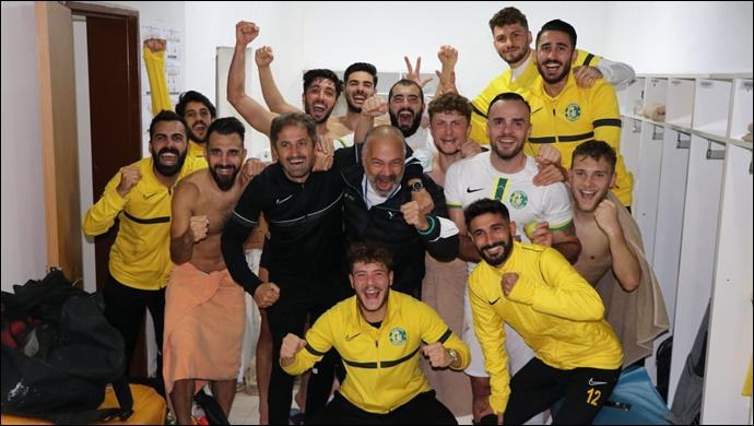 Şanlıurfaspor, Ziraat Türkiye Kupası'nda turladı