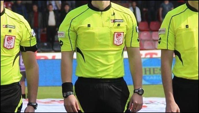 Şanlıurfaspor-Zonguldakspor maçının hakemleri belli oldu