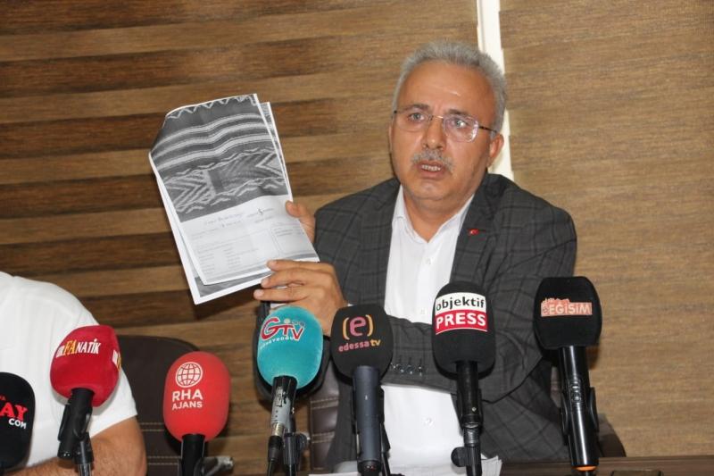 Şanlıurfaspor'da Başkan Haktankaçmaz ve yönetim istifa etti!