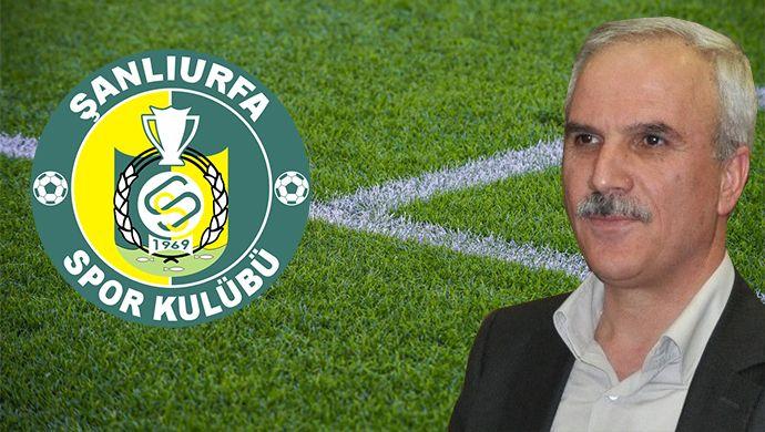 Şanlıurfaspor'da futbol şubesi Ahmet Kaytan'a emanet
