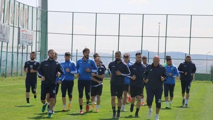 Şanlıurfaspor'da Manisa FK hazırlıkları Sürüyor