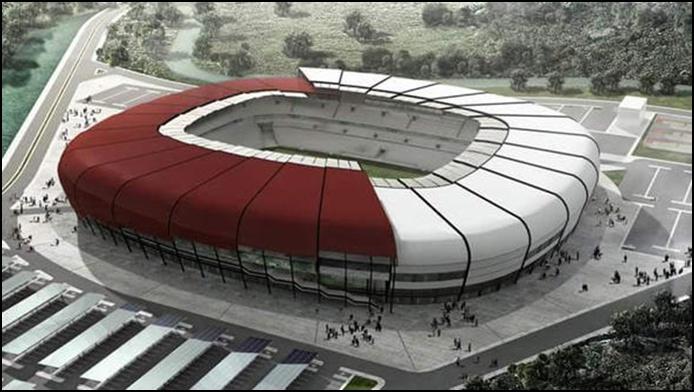 Şanlıurfaspor'un Fethiye maçının stadı değişti