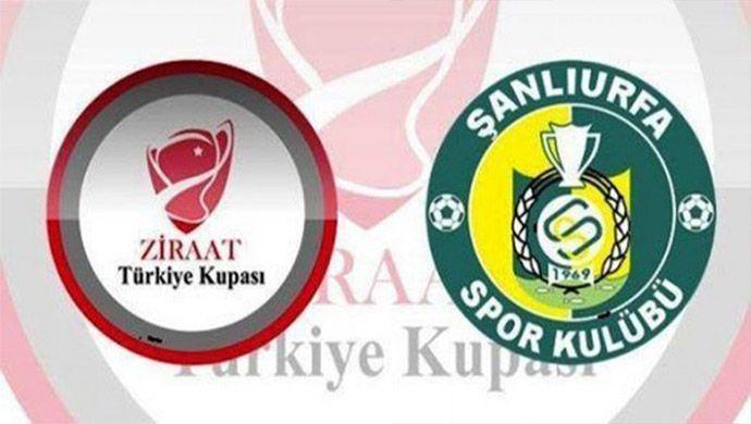 Şanlıurfaspor'un Ziraat Türkiye Kupasındaki rakibi belli oluyor!