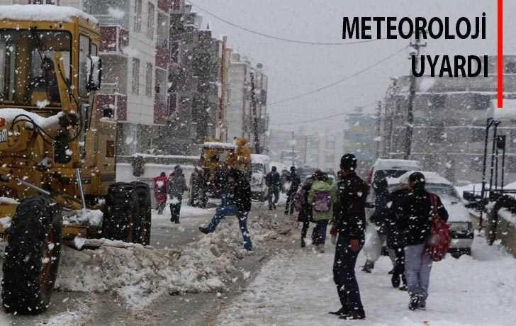 Şanlıurfa'ya beklenen kar ne zaman yağacak?