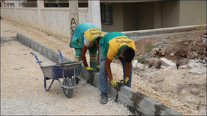 Seyrantepe'de Kilitli Parke Çalışmaları Sürüyor-(VİDEO)