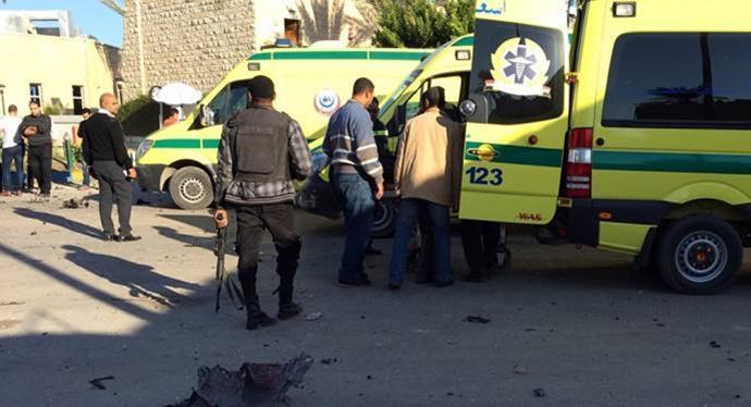 Sina Yarımadası'nda camiye saldırı: Ölü sayısı 235'e yükseldi