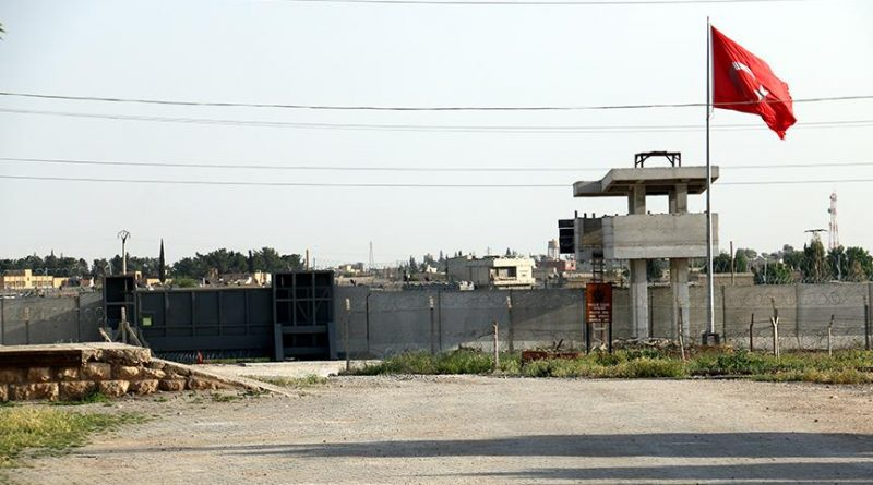 Sınırda 2 PKK'lı yakalandı