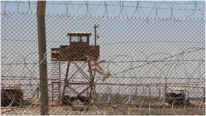 Sınırdan Geçmeye Çalışan Mültecilere Operasyon: 4 Tutuklama