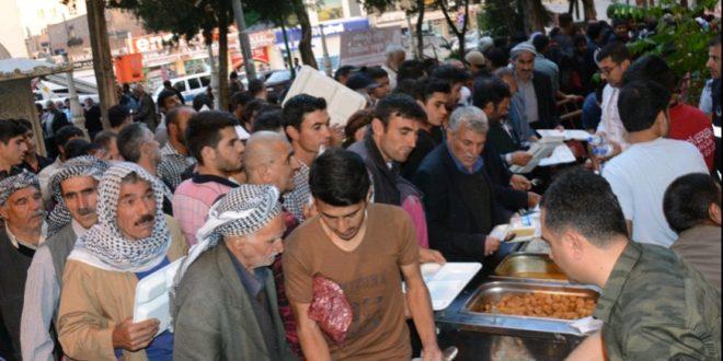 Siverek Belediyesi Geleneksel İftar Çadırı