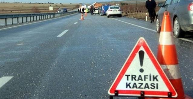 Siverek'te kaza: Yaralılar var…