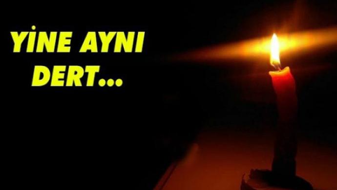 Siverek'teki elektrik kesintileri mağdur ediyor: Esnaf tepkili !
