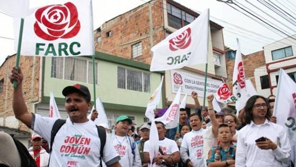 Siyasete giren FARC ilk seçimde yüzde 0,34 oy aldı