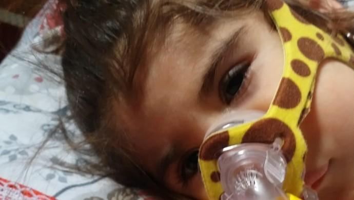 SMA hastası Sümeyye için yardım çağrısı: Kızıma nefes olun