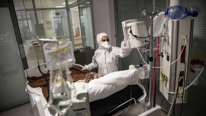 Tablo açıklandı: Ağır hasta sayısında yeni rekor!
