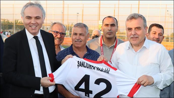 SON DAKİKA...Göbeklitepe Başkanlık Futbol Turnuvası Başladı-(VİDEO)