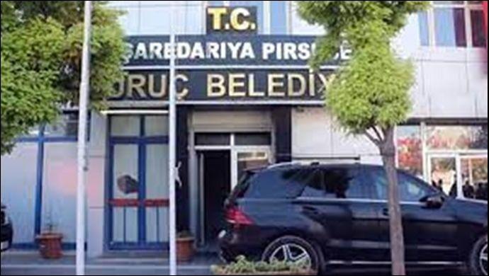 Soruşturma Suruç'a da sıçradı: Belediyeye soruşturma açıldı!