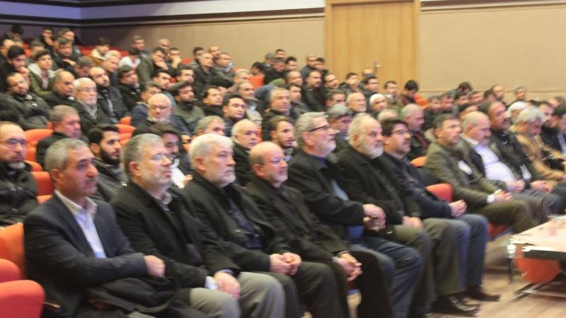 STK'lar 'Doğu Türkistan'ı ele aldı