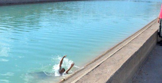 Sulama kanalında kaybolan gencin cesedine ulaşıldı
