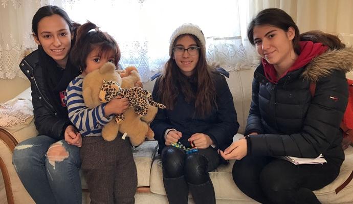 Suriyeli Mülteci Ailelere Destek Girişimi
