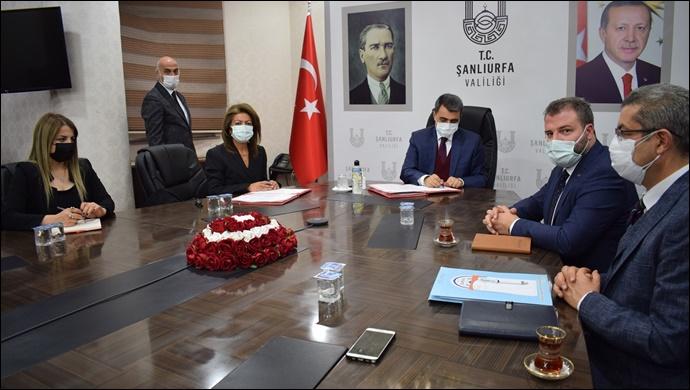 ŞURKAV ve CARE Türkiye Temsilciliği Arasında Eşgüdüm Protokolü İmzalandı-(VİDEO)