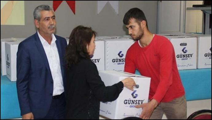Suruç Belediyesinden Çölyak Hastalarına Gıda Yardımı