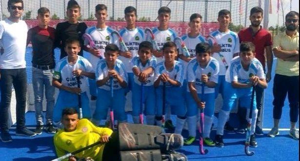 Suruç Gençlikspor Hokey Takımı 2.Lige Yükseldi